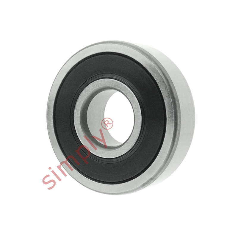 high temperature SKF 60012RSL Deep Groove Ball Bearing c/w 2 Low Friction Rubber Seals 12x28x8mm