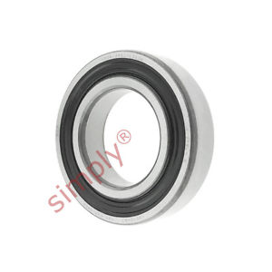 high temperature SKF 60062RS1C3GJN Sealed High Temp Deep Groove Ball Bearing 30x55x13mm