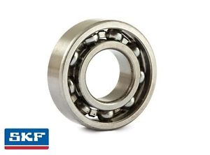high temperature 6408 40x110x27mm SKF Open Deep Groove Ball Bearing
