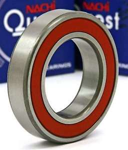 high temperature 62152NSENRBXMM Nachi Bearing Sealed C3 Snap Ring 75x130x25 Bearings 14417
