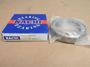 high temperature NIB NACHI 6013ZZ BALL BEARING DOUBLE METAL SHIELD 6013Z 6013 Z ZZ 65x100x18