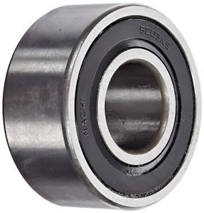 high temperature VXB 5203-2NSL Nachi Double Row Angular Contact Bearing 17x40x17.5 Sealed