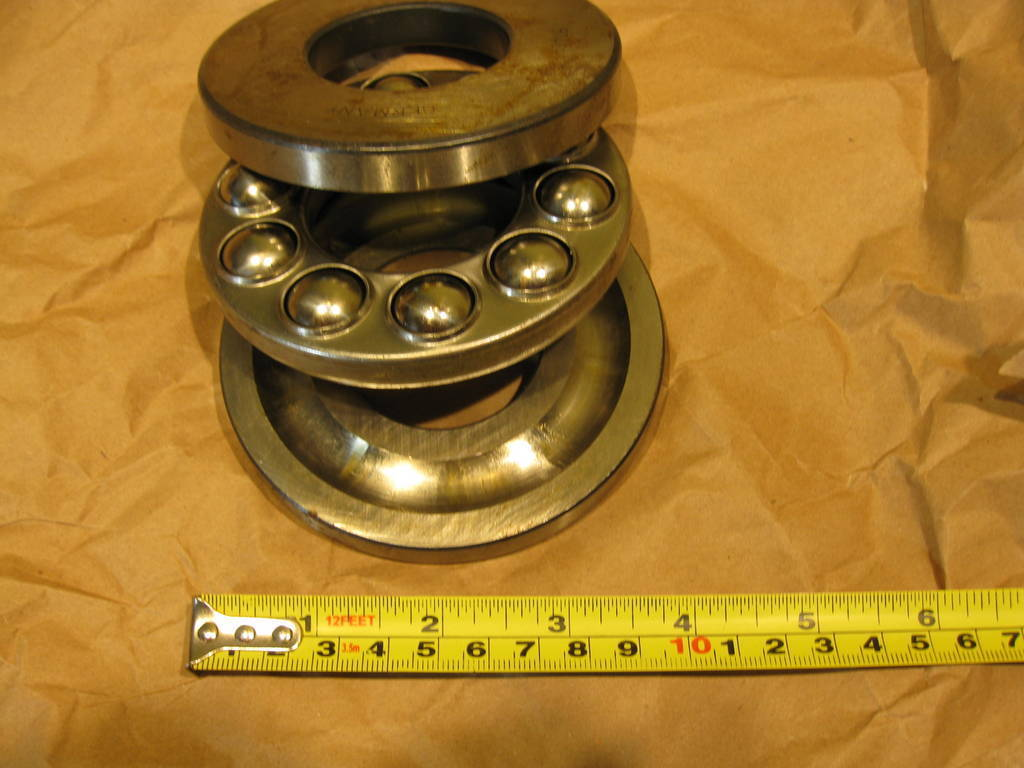 high temperature FAG 51409 Thrust Ball Bearing 100mm x 39mm x 45mm Axial Deep Groove Germany