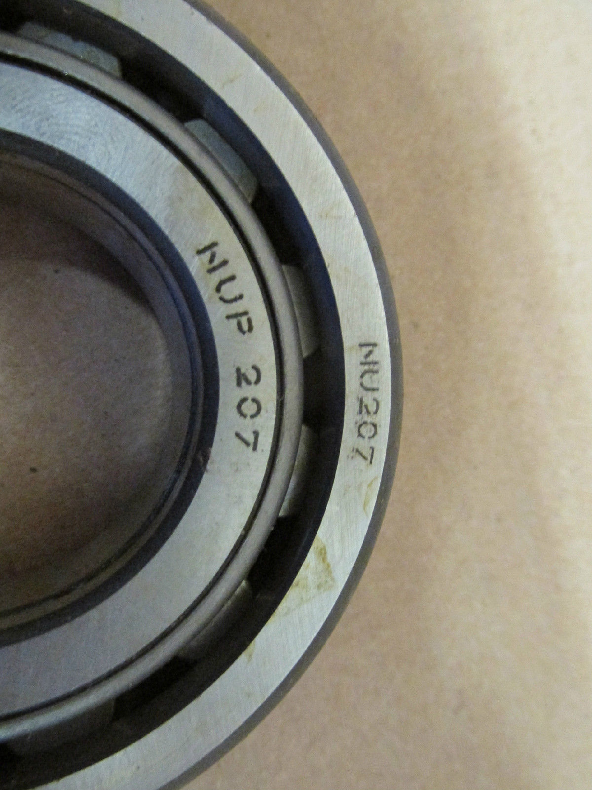 """high temperature NIB FAG NU207 NUP207 Cylindrical Roller Bearing NU 207 NUP 207 1 3/8"""" x 2 7/8"""""""