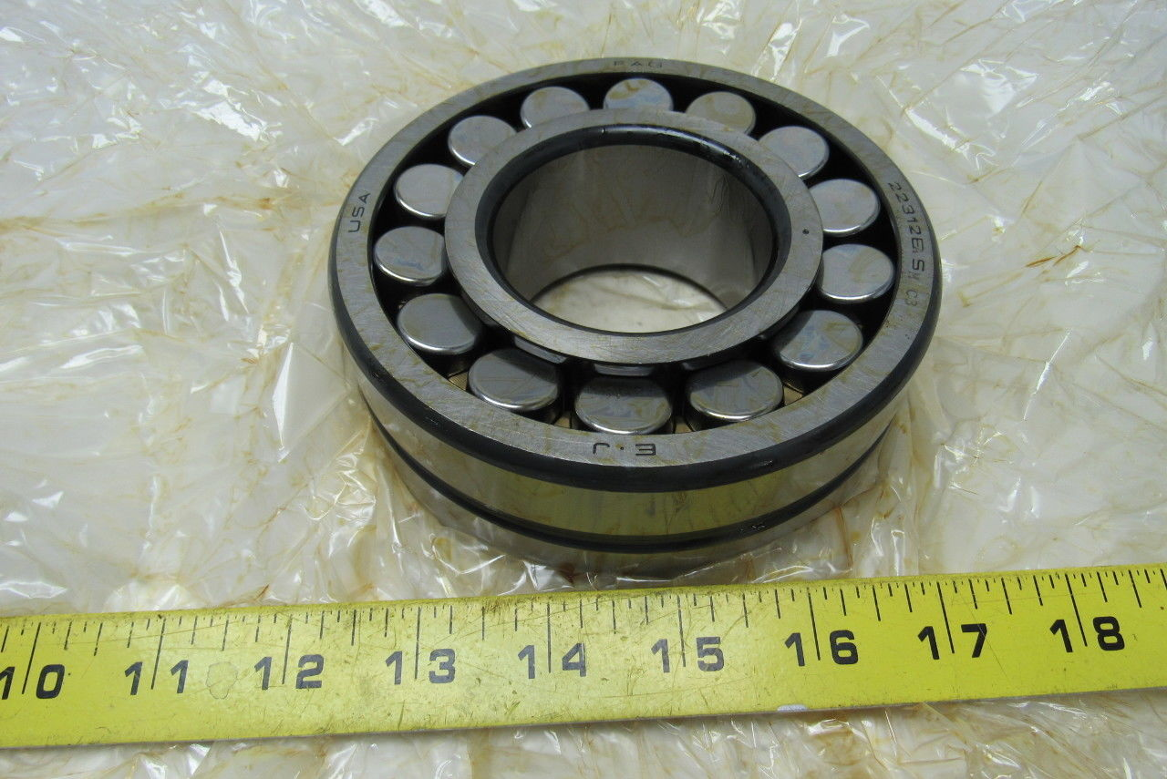high temperature Fag 22312EAS.M.C3 Spherical Roller Bearing  60 mm ID x 130 mm OD x 46 mm Wide