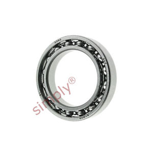 high temperature SKF 6803 Open Type Thin Section Deep Groove Ball Bearing 17x26x5mm