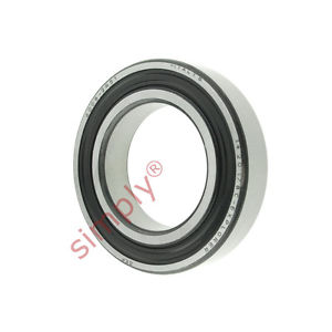 high temperature SKF 60082RS1 Rubber Sealed Deep Groove Ball Bearing 40x68x15mm