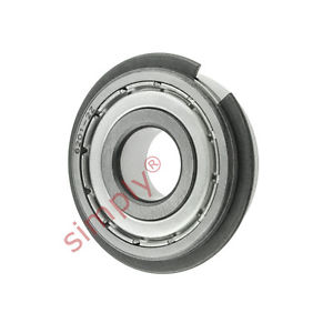 high temperature SKF 62012ZNR Sealed Snap Ring Deep Groove Ball Bearing 12x32x10mm
