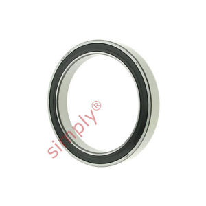 high temperature SKF 68082RS1 Rubber Sealed Thin Section Deep Groove Ball Bearing 40x52x7mm