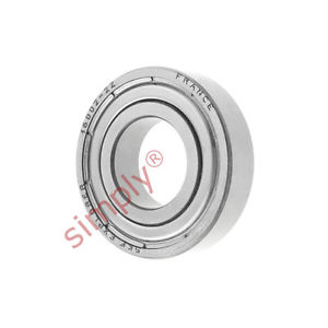 high temperature SKF 160022Z Metal Shielded Deep Groove Ball Bearing 15x32x8mm