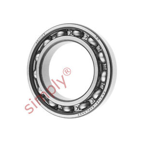 high temperature SKF 6011C3 Open Deep Groove Ball Bearing 55x90x18mm