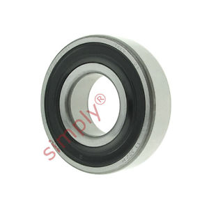 high temperature SKF 62/222RS1 Rubber Sealed Deep Groove Ball Bearing 22x50x14mm