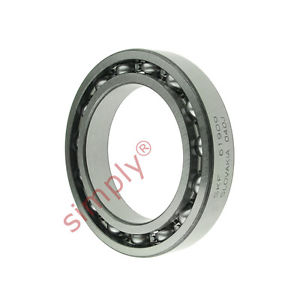high temperature SKF 6909 Open Type Thin Section Deep Groove Ball Bearing 45x68x12mm