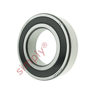 high temperature SKF 622112RS1 Rubber Sealed Deep Groove Ball Bearing 55x100x25mm