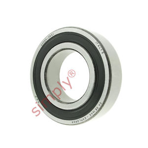 high temperature SKF 622092RS1 Rubber Sealed Deep Groove Ball Bearing 45x85x23mm