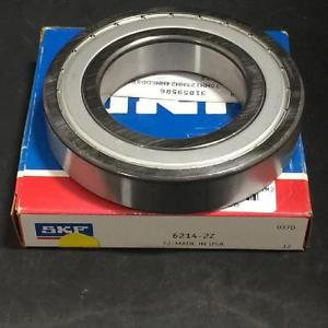 high temperature  SKF RADIAL BALL BEARING 70MM BORE PN# 6214-2Z