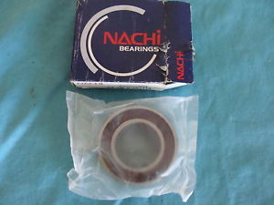 high temperature  OLD STOCK NACHI DEEP GROOVE BALL BEARINGS 6005-2NSE