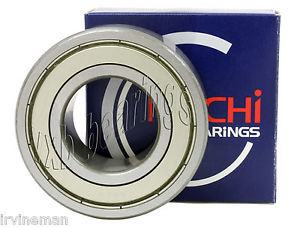 high temperature 5203Z Nachi One Shield Angular Contact Ball Bearing 17x40x17.5 Made in Japan