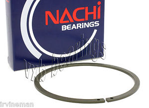 high temperature WRE125 Nachi Japan Snap Ring 122.1mm x 137mm x 2.5mm For Sheave  Bearings