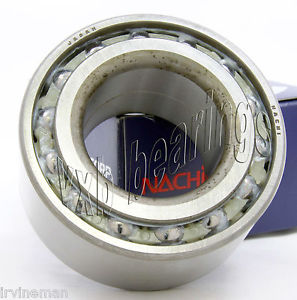 high temperature 38BVV07-30GCS Nachi Automotive Wheel Hub 38mm x 72mm x 33mm Japan Ball Bearings