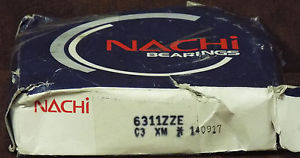 high temperature 1  NACHI 3611ZZE BEARING NIB *MAKE OFFER*
