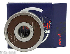 high temperature 6302-2NSE Nachi 15x42x13 C3 15mm/42mm/13mm Japan Ball Radial Ball Bearings