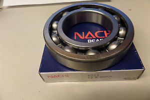 high temperature Nachi Ball Bearing 6213  6213 C3 65X120X23mm New