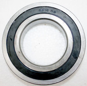 high temperature 6212-2RS 6212-RS 6212  Sealed Radial Ball Bearing 60mm ID 110mm OD 22mm H