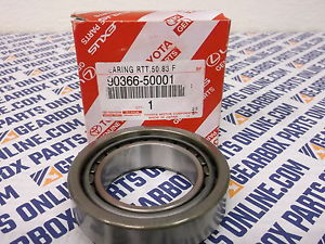 high temperature 1 x Nachi Toyota bearing, 90366 50001, 9036650001, 50KB8301