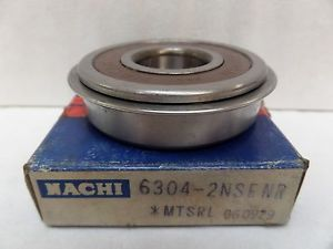 high temperature  NACHI BEARING 6304-2NSENR 63042NSENR 6304NSE