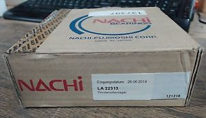 high temperature NIB Nachi bearing LA 22313  –  W33  –  22313EX  – 60 day warranty