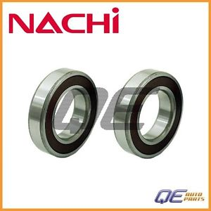 high temperature 2 Front Wheel Bearing Nachi 96053681 Fits: Chevrolet Sprint Geo Metro 1989-1994