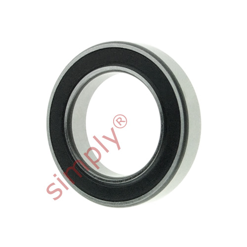 high temperature SKF 6802RS1 Rubber Sealed Thin Section Deep Groove Ball Bearing 15x24x5mm