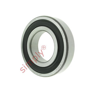 high temperature SKF 62082RS1 Rubber Sealed Deep Groove Ball Bearing 40x80x18mm