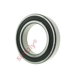 high temperature SKF 60112RS1C3 Rubber Sealed Deep Groove Ball Bearing 55x90x18mm