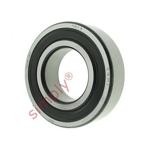 high temperature SKF 622082RS1 Rubber Sealed Deep Groove Ball Bearing 40x80x23mm