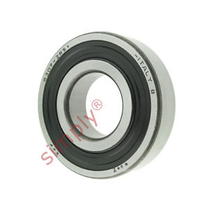 high temperature SKF 63072RS1 Rubber Sealed Deep Groove Ball Bearing 35x80x21mm