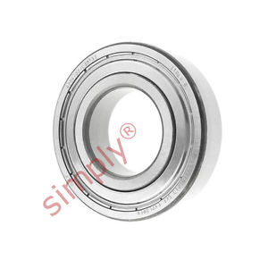high temperature SKF 62062ZC3MT33 Metal Shielded Deep Groove Ball Bearing 30x62x16mm