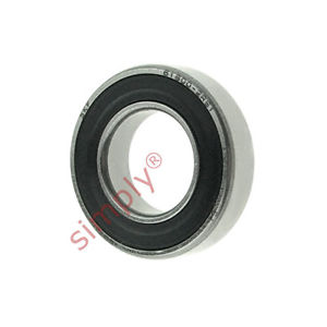 high temperature SKF 68002RS1 Rubber Sealed Thin Section Deep Groove Ball Bearing 10x19x5mm