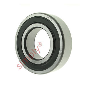 high temperature SKF 622082RS1C3 Rubber Sealed Deep Groove Ball Bearing 40x80x23mm