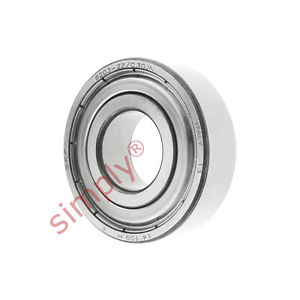 high temperature SKF 62032ZC3GJN Shielded High Temp Deep Groove Ball Bearing 17x40x12mm