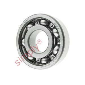 high temperature SKF 6305C3 Open Deep Groove Ball Bearing 25x62x17mm