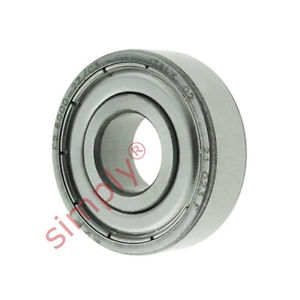 high temperature SKF E260002ZC3 Energy Efficient Shielded Deep Groove Ball Bearing 10x26x8mm