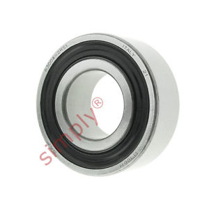 high temperature SKF 630042RS1 Rubber Sealed Deep Groove Ball Bearing 20x42x16mm