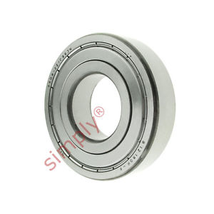 high temperature SKF 63082ZC3GJN Shielded High Temp Deep Groove Ball Bearing 40x90x23mm