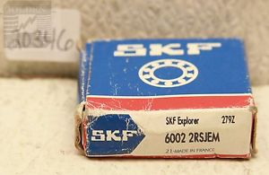 high temperature SKF 6002 2RSJEM Ball Bearing