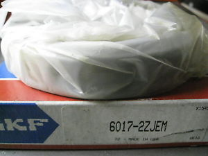 high temperature SKF 6017-2ZJEM Ball Bearing, Deep Groove Radial