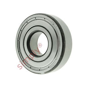 high temperature SKF E263042ZC3 Energy Efficient Shielded Deep Groove Ball Bearing 20x52x15mm