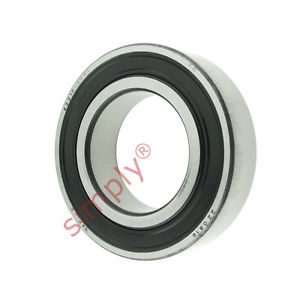 high temperature SKF 622102RS1 Rubber Sealed Deep Groove Ball Bearing 50x90x23mm