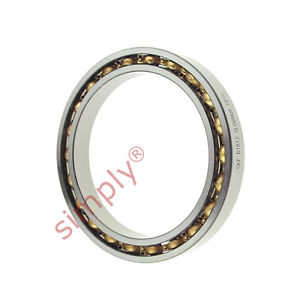 high temperature SKF 61812 Open Type Thin Section Deep Groove Ball Bearing 60x78x10mm